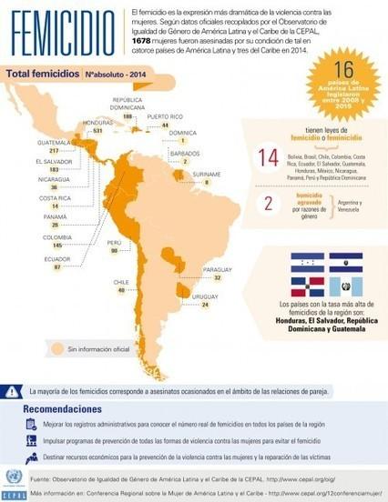 Femicidio | Genera Igualdad | Scoop.it