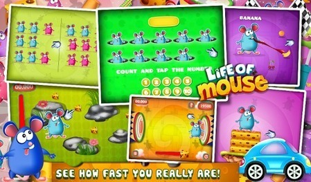 Life of Mouse - Android Apps on Google Play | Games & Technolgy | Scoop.it