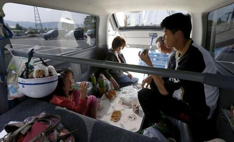 Japan quake survivors struggle with shortages, search for missing goes on | Sustain Our Earth | Scoop.it