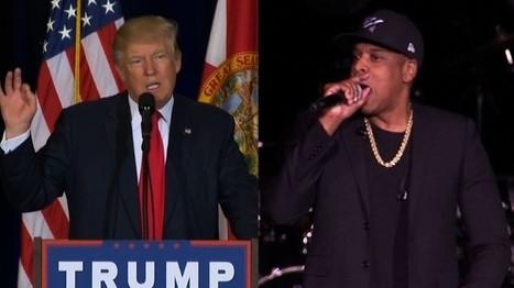 Trump hits Clinton over Jay Z's profanity at concert - CNN Politics | Minions of Belial | Scoop.it