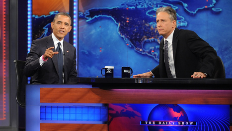 Medicinal Laughs: Could 'Daily Show' Sour Millennials On ACA? | News | Scoop.it