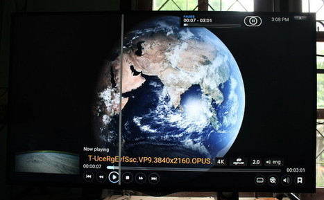 4K VP9, H.265 and H.264 Video Playback in Amlogic S912 M12N TV Box | Embedded Systems News | Scoop.it