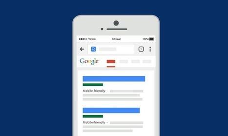 Les sites non-Mobile-Friendly disparaissent de plus en plus des pages de résultats de #Google #seo | Veille SEO - Référencement web - Sémantique | Scoop.it