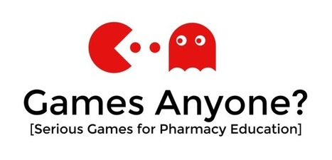 Serious Games for Serious Pharmacy Education | Games: Serious and Social | Scoop.it