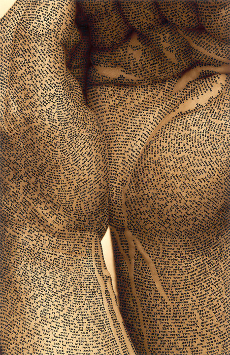 "Ronit Bigal: ""Body Scripture II"" 