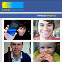 Social Hangouts: Facebook Video Chat For Up To 20 | SocialNetworks | Scoop.it