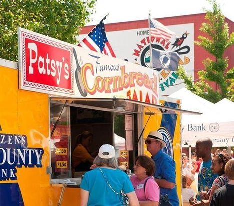13 offbeat American food festivals | CALS in the News | Scoop.it