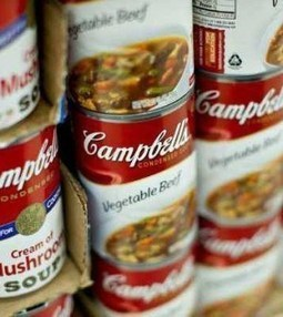 """the Organic Review: Campbell's Soup Being Sued for """"Natural"""" Label, Uses GM Corn 