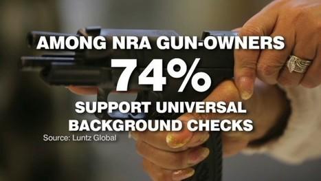 Gun control fight just beginning | Gun and america | Scoop.it
