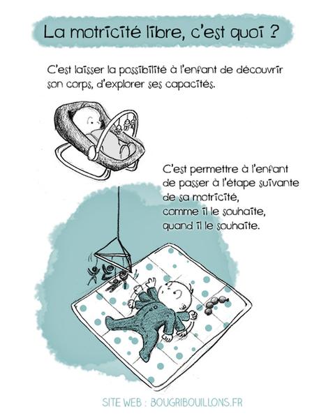 Motricité libre - Bougribouillons | PSYCHOMOTRICITÉ | Scoop.it