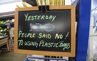 Infographic: How Plastic Bags are Suffocating the World   urban designs   Scoop.it