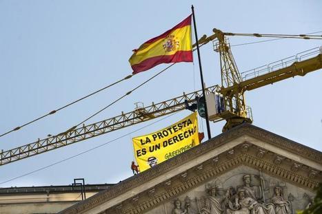 Espagne : une loi pour museler la population ? | Libertés Numériques | Scoop.it