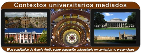 Los MOOC y Miriada X (16,7) | Contextos universitarios mediados | Educación a Distancia y TIC | Scoop.it