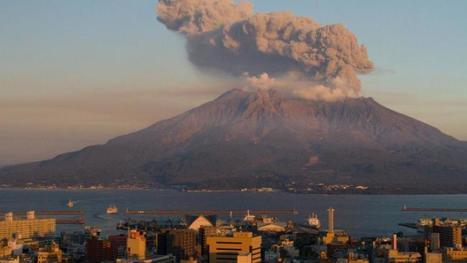 Un volcan japonais menace un réacteur nucléaire | Japan Tsunami | Scoop.it