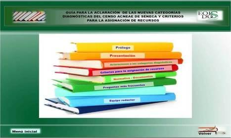 Guía sobre categorías diagnósticas de Séneca ACNEAE | Orientación Educativa - Enlaces para mi P.L.E. | Scoop.it