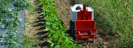 700 000€ en crowdfunding pour le robot agricole de Naio ... - GreenUnivers | Future of Agrifood - 2030 | Scoop.it