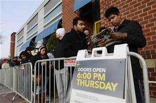 Early start hurts Black Friday sales, Cyber Monday hits record - NBC News.com | Freedom and Politics | Scoop.it