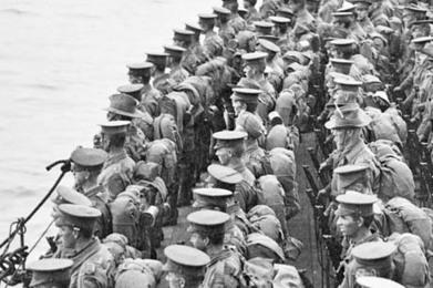 WWI Gallipoli - Australian Army | History resources | Scoop.it