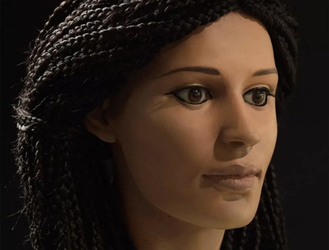 Researchers used 3D printing to reconstruct the face of an Egyptian mummy | Management - Innovation -Technology and beyond | Scoop.it