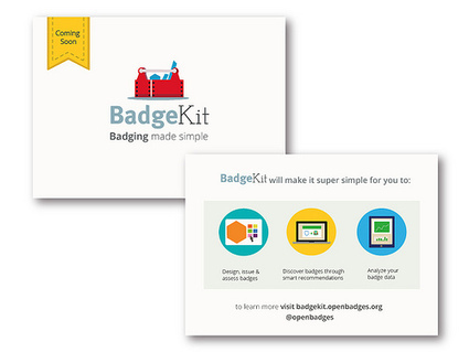 JESS KLEIN: BadgeKit: An Invitation to Innovation | Moodle and Mahara | Scoop.it