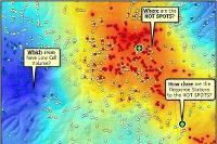 ArcGis Tutorial: Hot Spot Analysis | GeoSpatial | Scoop.it