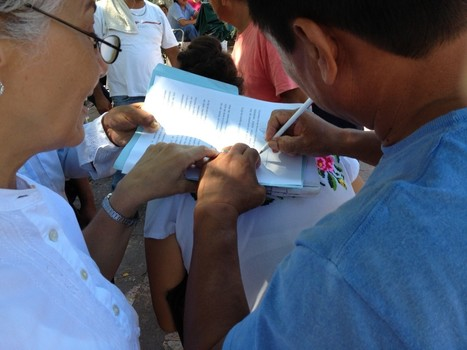 Mayas de Ebulá demandan al Estado mexicano ante la CIDH | Pueblo Maya | Scoop.it
