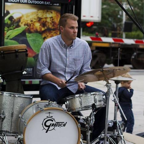 Twitter / morninglorydlc: ...my boy, lending percussion ... | Percussion | Scoop.it