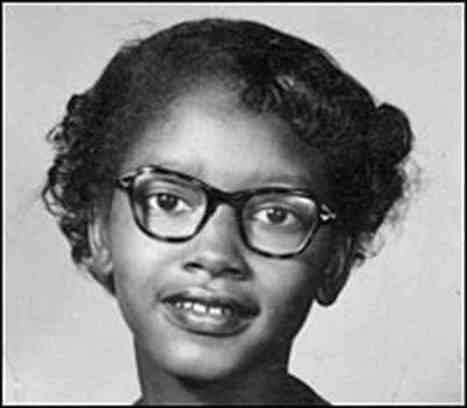 Before Rosa Parks, There Was Claudette Colvin : NPR | Segregation: Why not intergration? | Scoop.it