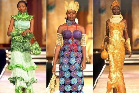 AFRICAN FASHION WEEK – LONDON   MAHASLAZ MAGAZINE   African Cultural News   Scoop.it
