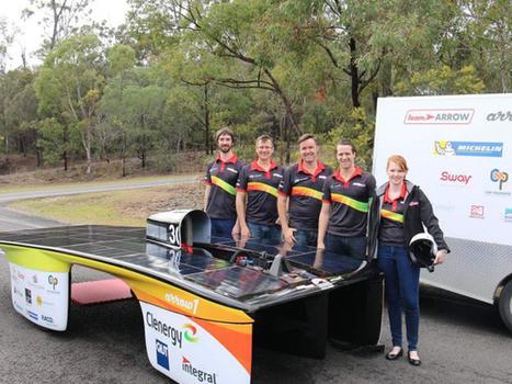 Le auto solari protagoniste in Australia - ecoAutoMoto.com | Mobilità ecosostenibile: auto e moto elettriche, ibride, innovative | Scoop.it