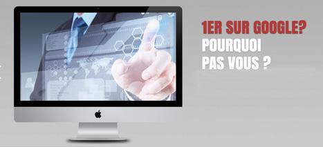 1er sur google, Pourquoi pas !!!!....   Cresus web   Scoop.it