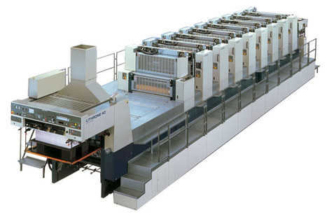 What Is Web Offset Printing? | Web offset Printing Machines | Scoop.it