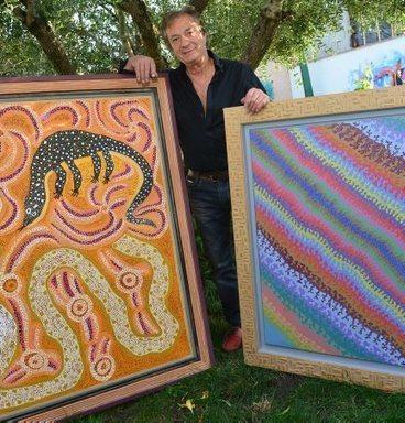 La peinture aborigène à l'honneur | Aborigènes | Scoop.it