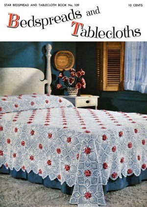 Free crochet cotton thread patterns bedspreads - DecorLinen.com.