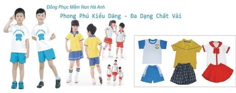 Đồng phục mẫu giáo | May đồng phục giáo viên mầm non giá rẻ | t | Scoop.it