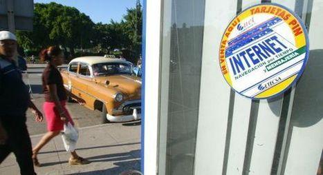 Una hora de Internet en Cuba: 4,5 dólares - El País.com (España) | Internet | Scoop.it