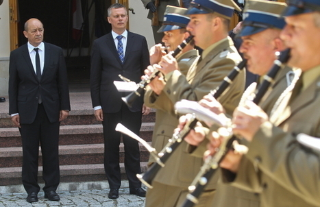 'Weimar Triangle' cooperation to be model for EU defence force? - Thenews.pl :: News from Poland | Europe | Scoop.it