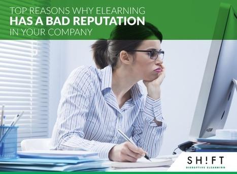 Top Reasons Why eLearning Has a Bad Reputation in Your Company   Zentrum für multimediales Lehren und Lernen (LLZ)   Scoop.it