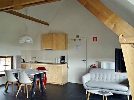 Finding silence at a home away from home in the Flemish Ardennes | From WonderfulWanderings.com | Scoop.it