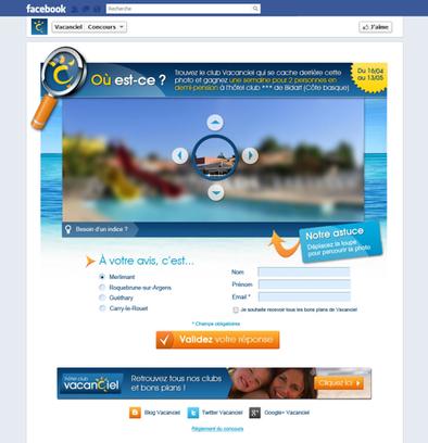 Les premiers Jeu-Concours Facebook Timeline Made in Mediaventilo !   Facebook pour les entreprises   Scoop.it
