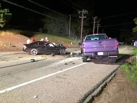 Very sad: Woman recovering after Aptos crash that killed four   Profile:  0   Scoop.it