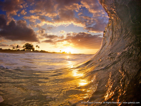 Awesome Wave Photos by Kenji Croman - Amazing Pics | Eye on concepts | Scoop.it