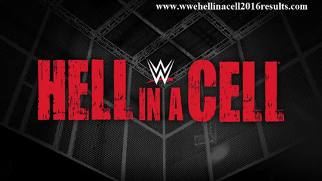 Hell in a Cell 2016 Results | Mintbeatz | Scoop.it