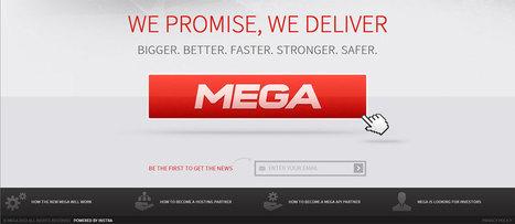 Kim DotCom l'annonce : Mega devient mobile - High-Tech ... - LCI - Tf1 | Megaupload32 | Scoop.it