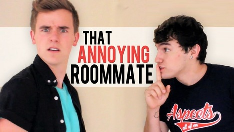 Top 4 Most Annoying Roommate Habits | Online General Info | Scoop.it