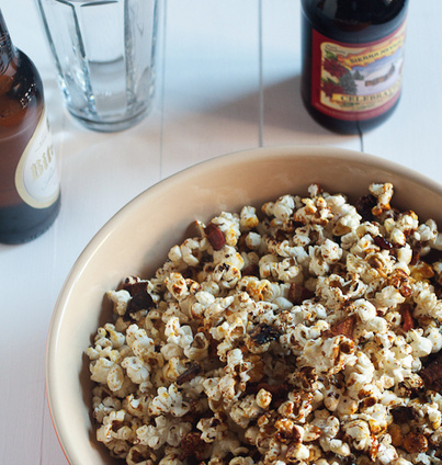 Bacon Kettle Corn #SundaySupper - The Girl in the Little Red Kitchen | Sunday Supper | Scoop.it