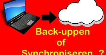 Edu-Curator: Waarom ik mijn bestanden back-up en niet meer synchroniseer met een clouddienst | Edu-Curator | Scoop.it