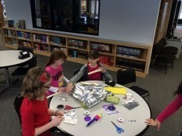 Playing in the Digital Sandbox | Makerspace and library | Scoop.it