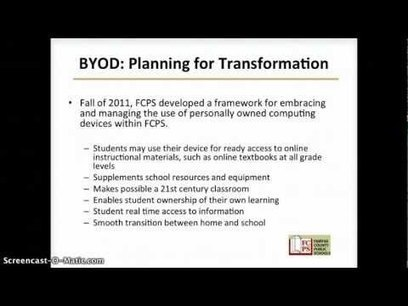 Epic-ed Webinar Archive - YouTube - Digital District Transformation and the 4Cs | iGeneration - 21st Century Education | Scoop.it