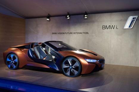 Véhicule autonome : Apple éconduit par BMW et Mercedes   Midenews Everywhere   Scoop.it